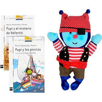 SM Pack Pupi Pirata (María Menéndez-Ponte Cruzat) 1 Unidad