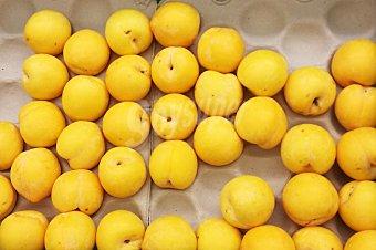 Ciruela amarilla madura (venta por unidades) Unidad 70 g aproximadamente