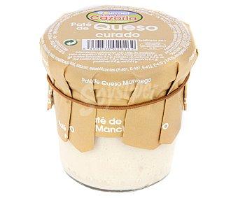 Gourmet cazorla Paté de queso curado, elaborado en España 100 g