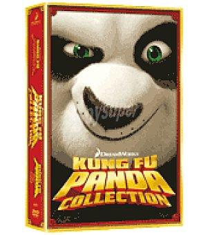 Kung-fu Panda 1+ 2DVD