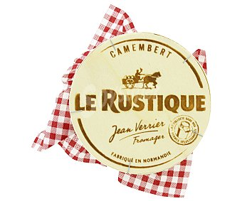 LE RUSTIQUE Queso Camembert 250 Gramos