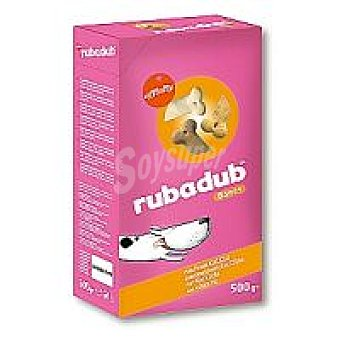 Affinity Snack Rubabud Bones Caja 500 g