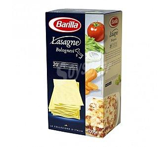 Barilla Lasagne pqte 500 GRS