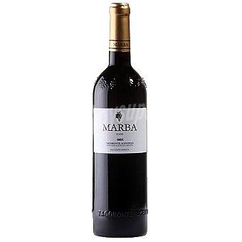 MARBA Vino tinto tradicional D.O. Tacoronte Acentejo botella 75 cl Botella 75 cl