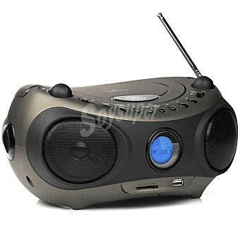 ENERGY SISTEM Music Box Z400 Radio digital CD portátil con MP3