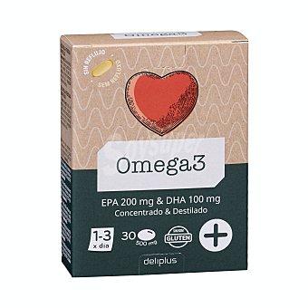 Deliplus Perlas omega 3 Caja 30 u