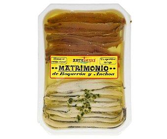 Arteiñaki Matrimonio de boquerón y anchoa 70 g