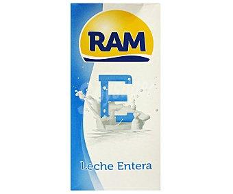 Ram Leche Entera Brik 1 litro