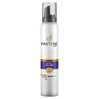Pantene Pro-v Espuma volumen perfecto Bote de 250 ml