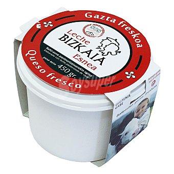 Bizkaia Queso fresco 450 G 450 g