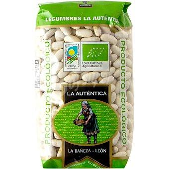 LA AUTENTICA alubia blanca de la Bañeza León ecológica paquete 500 g