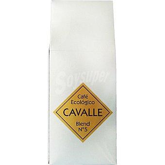 CAVALLE Café natural molido ecológico Paquete 250 g