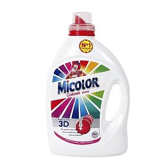 Micolor Detergente en gel Garrafa 33 dosis