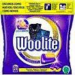 Detergente en cápsulas ropa negra woolite Bolsa 23 dosis Woolite