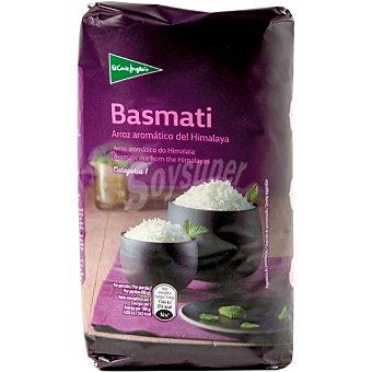 El Corte Inglés Arroz basmati aromático del Himalaya paquete 1 kg Paquete 1 kg