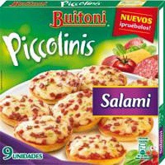 Buitoni Piccolinis Piccolinis de salami Caja 270 g