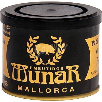 Munar Paté de hígado artesano Lata 180 g