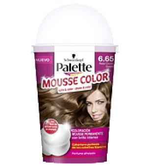 Palette Mousse Color 6.65 Rubio Oscuro Dorado 1 ud