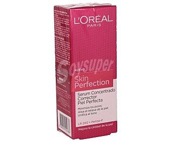 L'Oréal Serum concentrado corrector piel perfecta (minimiza los poros, alisa el relieve de la piel y unifica el tono) 30 mililitros