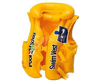 Pool school Chaleco hinchable de seguridad, recomendado para niños mayores de 2 años school