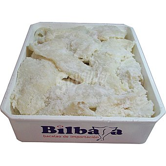 Bilbasa Bacalao salado desmigado