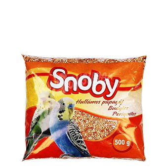 Comida para Periquitos Snoby 500 gr