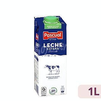 Pascual Leche entera de vaca 1 l