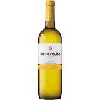 Gran Feudo Vino Blanco Chardonnay Navarra Botella 75 cl