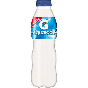 AQUARADE bebida isotónica sabor limón  botella 50 cl