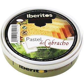 Iberitos pastel de cabracho envase 140 g