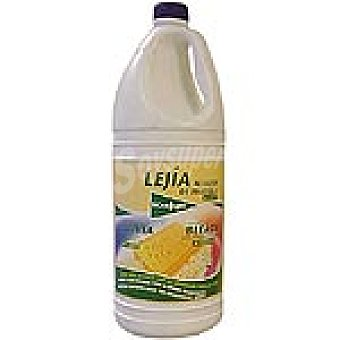El Corte Inglés Lejía al jabón de Marsella Botella 2 l