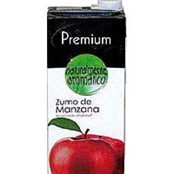 Premium Zumo de manzana Brik 1 litro