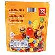 Cacahuetes con cobertura de chocolate Bolsa 250 gr DIA