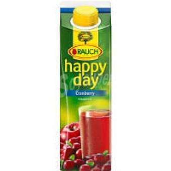 Happyday Nectar Cranberry 30% Brik 1 litro