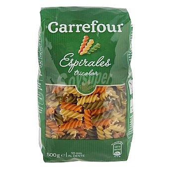 Carrefour Espirales tricolores 500 g