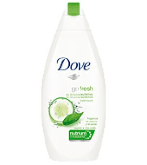 Dove Gel fresh touch 750 ml