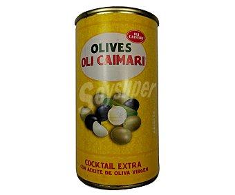 Oli-caimari Cócter extra con aceite de oliva virgen 185 g