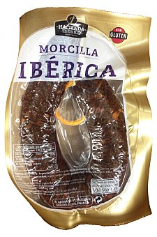 LA HACIENDA Morcilla ibérica 250 g