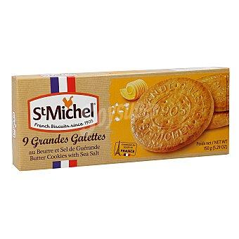 ST. michel Galletas de mantequilla caja 150 gr Caja 150 gr