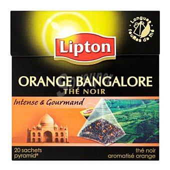 Lipton Te orange bangalore pirámides 20 ud