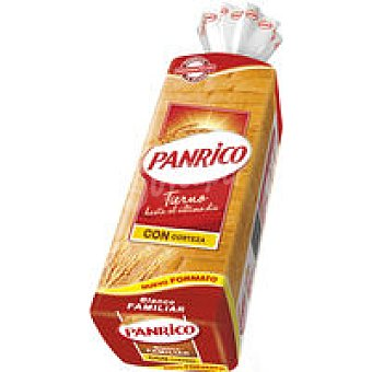 Panrico Pan de Molde familiar paquete 620 gr