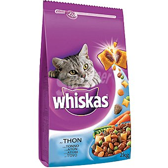 Whiskas Atún Paquete 2 kg