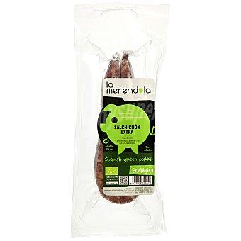 La Merendola Salchichón sarta ecológico 200 gramos