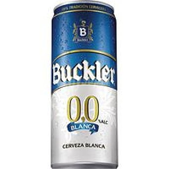 Buckler Cerveza White 0,0 Lata 33cl