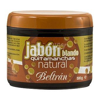 Beltran Jabon ropa blando potasico pasta negra Bote 500 g
