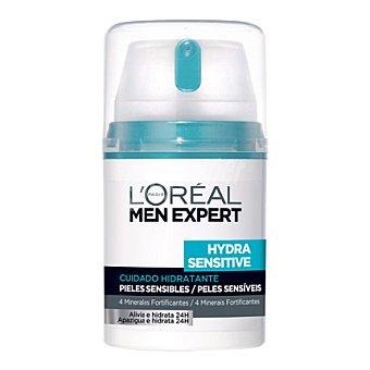 Men Expert L'Oréal Paris Crema hidratante facial para piel sensible 50 ml