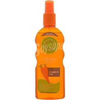 Cabana Sun Aceite de zanahoria Spray 200 ml