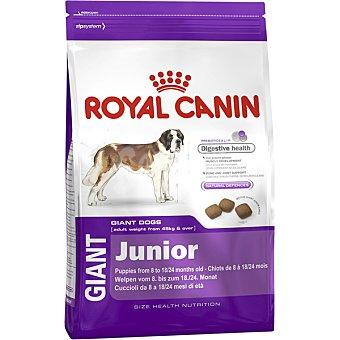 Royal Canin Giant junior pienso para perros junior de razas grandes + 18-24 meses bolsa 15 kg 45 kg