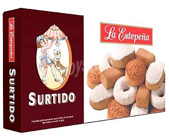 La Estepeña Surtido de dulces navideños Caja 1400 g