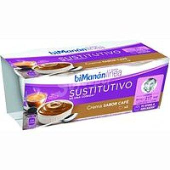 Bimanan Linea Crema de café 2 unid